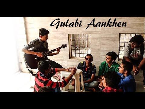 Svmıt College Masti-Gulabi Aankhen Song