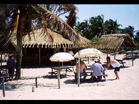 Barra Lodge, Mozambique. Travel guide.