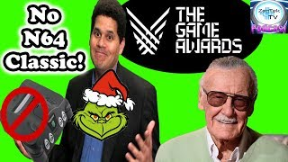Nintendo Cancela La Navidad! No N64 Classic! - RIP Stan Lee -  Game Awards 2018 - PODCAST008