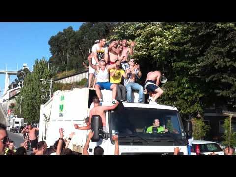 S. Pedro da Afurada 2012 - Festa no Cami�o da SUMA