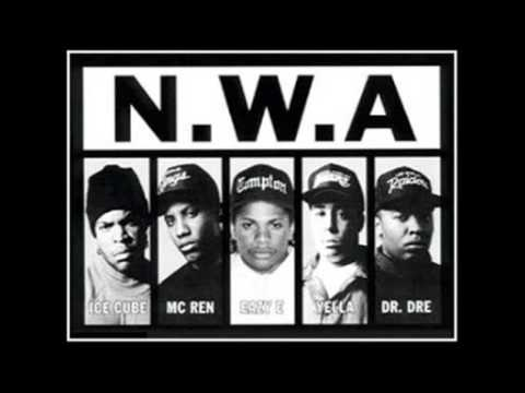 N.W.A- Straight Outta Compton