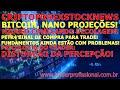 Bitcoin x nano projeções, sinais forex, ações (NZDUSD, petr4), psicologia trader