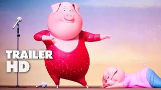 Sing - Official Film Trailer 2016 - Scarlett Johansson Animated Movie HD
