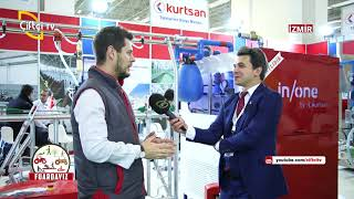 Kurtsan - AgroExpo İzmir Fuar / Çiftçi Tv