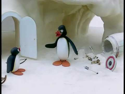 Pingu The Archer video