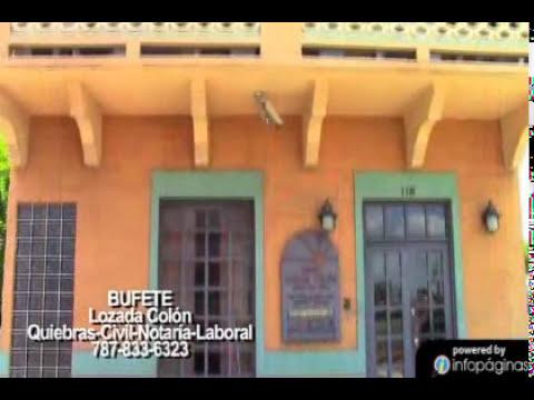 Bufete Lozada - Colón, Quiebras, Civil y Nota - (787)833-6323