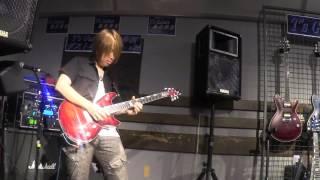 T's Guitars徹底解剖 a2c氏デモンストレーション