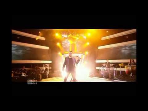 Seal, Delta Goodrem, Joel Madden and Ricky Martin - Diamonds (The Voice Australia 2013)