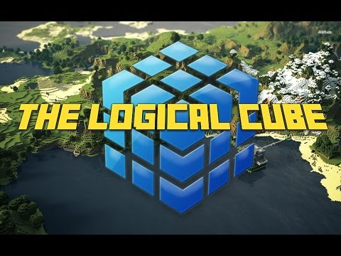 Minecraft Cracked Server: The Logical Cube Trailer 24/7 No whitelist 1.7.10 Fact