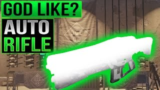 GODLIKE AUTO RIFLE YOU MUST BUY! - Other Decent Weapons! - Destiny Weekly Vendor Reset