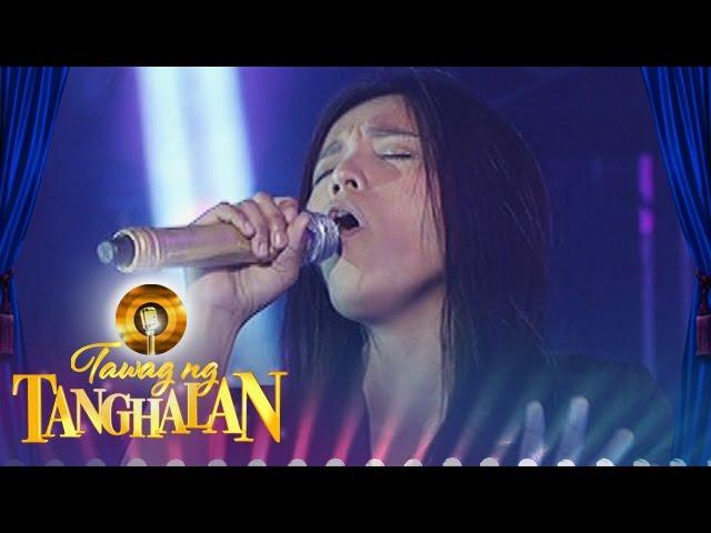 Tawag ng Tanghalan: Chrisel Joy Dela Cruz, newest Tawag ng Tanghalan champion