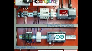IOT2020 – the educational intelligent gateway for industrial IoT solutions
