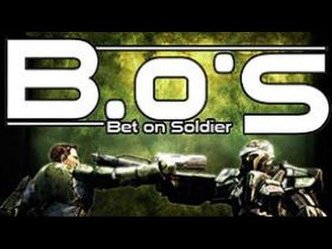 Bet on Soldier - Trailer [CZ]