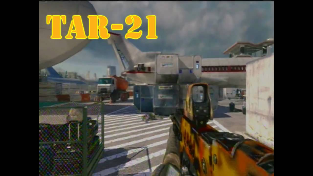 Mw2 Fall Camo Weapons Part 1 Youtube