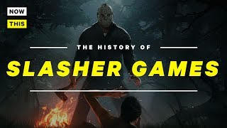 The History of Slasher Games - Friday the 13th: The Game   NowThis Nerd