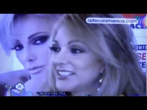 Olivia Collins Posa Para Playboy México video