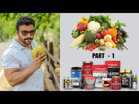 VEGETARIAN DIET FOR BODY BUILDING | PART 1 | PANGHAL FITNESS
