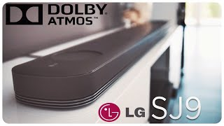 LG SJ9 Soundbar mit Dolby Atmos 5.1.2 | Mein Review mit Klangtest | Mission Heimkino | deutsch |