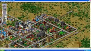 1080p SimCity 2000 game play Microsoft Windows XP