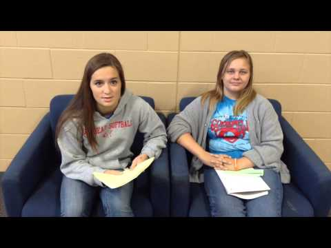 9-23-14 Announcements Brodhead High School