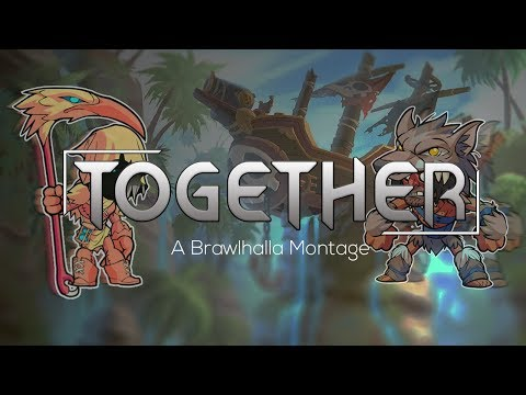Together ~ A Brawlhalla Montage (+CC Giveaway)