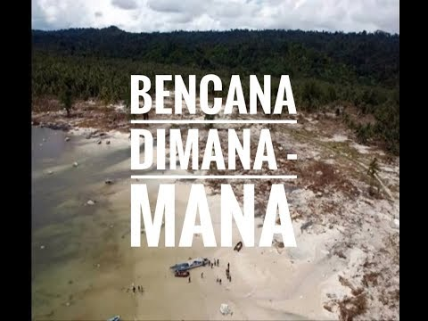 Bencana Alam Di Indonesia video
