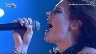 Nightwish - Shudder Before The Beautiful live Rock in Rio (2015)