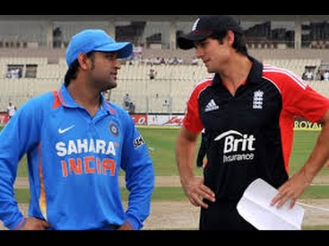 Indian Team For England tour of 2014