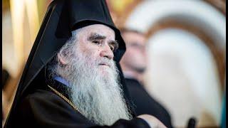 Митрополит Амфилохий: Власть в Церкви принадлежит лишь Богу, а не какому-то одному патриарху