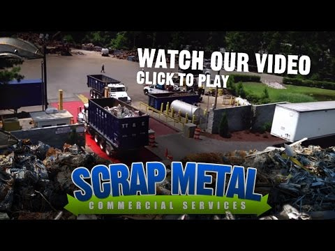 TT&E Iron & Metal | Scrap Metal Recycling | Commercial Services