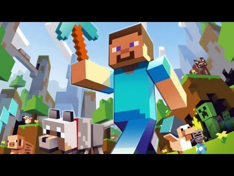 Minecraft PS3 Edition Blu-Ray Trailer
