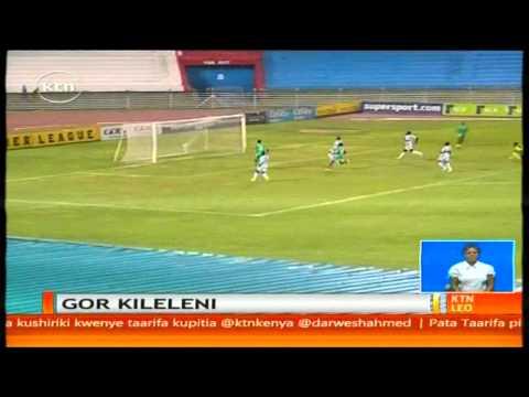 Gor Mahia yalaza KCB kwa mabao 3-1 na kurejea kileleni katika ligi kuu ya soka nchini thumbnail
