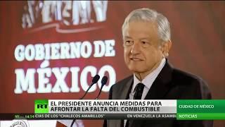 López Obrador tomará medidas para evitar el robo de combustible en México