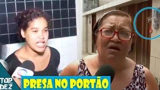 Coisas Que Só Acontecem Na Televisão Brasileira 😂📺