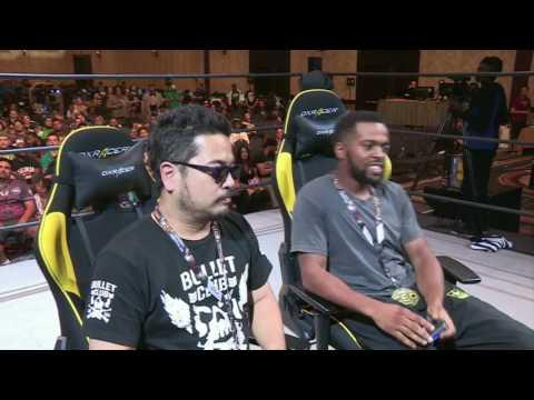 CEO 2017 Tekken 7 Royal Rumble FINAL!!!