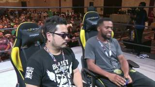 CEO 2017 Tekken 7 Royal Rumble FINAL!!!