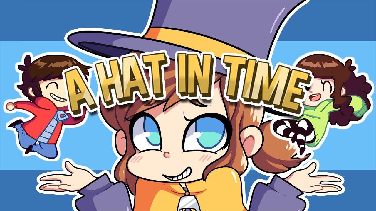 JaltoidGames! A Hat in Time [Alpha] - YouTube
