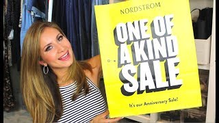 NORDSTROM ANNIVERSARY SALE HAUL | PART 1 CLOTHING