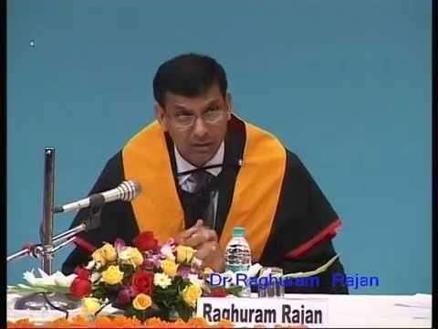 Convocation Remarks by Dr. Raghuram Rajan [ IGIDR 11th Convocation ]
