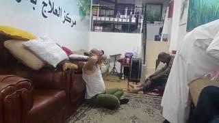معركة مع مجموعة من الجن الكفار العاشقين والموكلين بالسحر والحسد الراقي المغربي 00212674893479