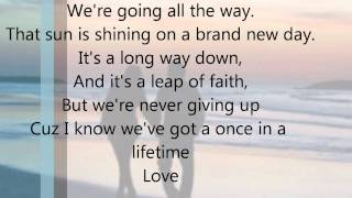 Keith Urban Video - Once in a lifetime by Keith Urban Lyrics