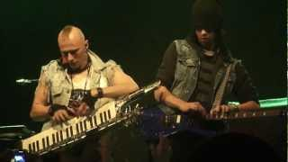 DragonForce - Fury of the Storm live Bogota - 2012