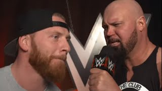"""WWE Superstars sing along with Jarrett's """"With My Baby Tonight"""""""