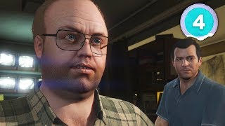 LESTER'S PLAN - Grand Theft Auto 5 - Part 4