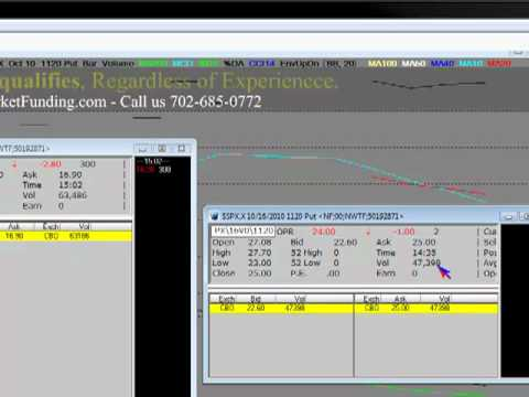 Smart Money Buying Huge Put Options for Another Stock Market Crash 2010?
