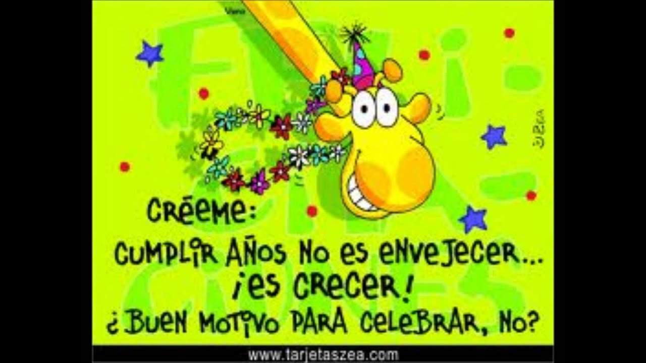 Happy Birthday Para Hombres ~ Feliz cumplea�os wmv youtube