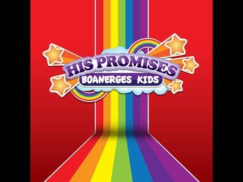 Lagu Sekolah Minggu (Boanerges Kids Album : His Promise) FULL ALBUM