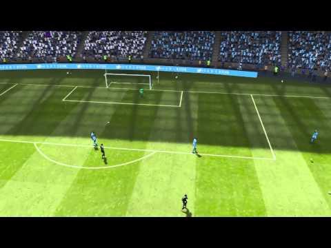 Cr7 scores like Zidane FIFA15