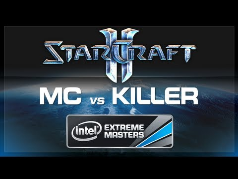 SC2 Gamescom - MC vs KilleR  - IEM Gamescom 2012 Starcraft 2