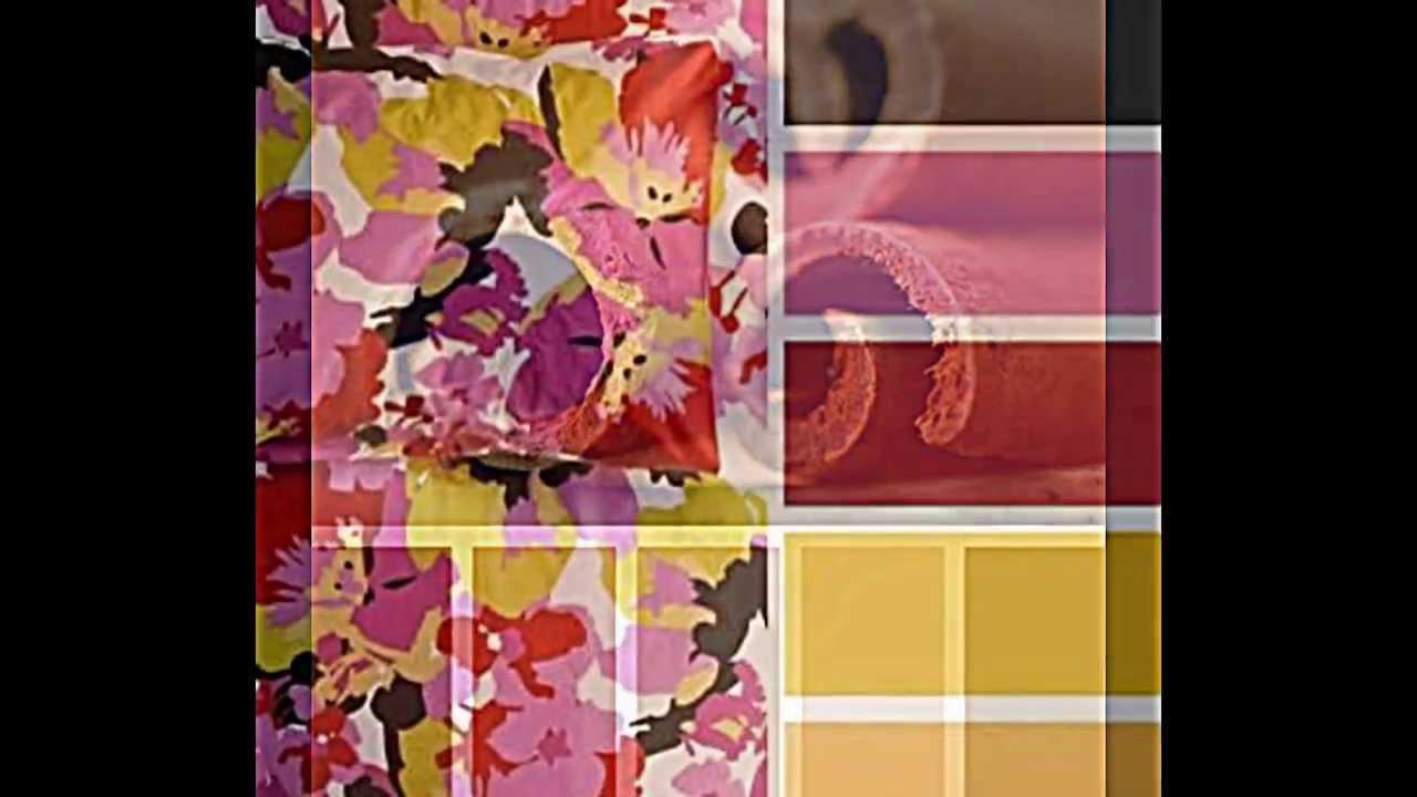 Farben-Test und Farbtyp -- Welche Farbtöne passen zu Ihrer Einrichtung - YouTube
